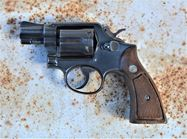 Picture of Revolvers: The Joe Friday Gun