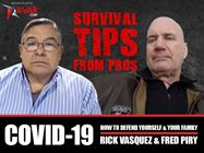 Picture of COVID-19 Survival Tips From Pros - Arsenal Inc Studios