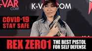Picture of REX ZERO 1S - COVID-19 - Best Pistol for Self Defense