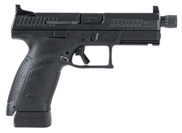 Picture of CZ P-10 C 9MM, Black, 17rd, Suppressor Ready