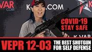 Picture of VEPR 12-03 Best Home Defense Shotgun on the Market - COVID-19