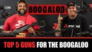 Picture of TOP FIVE GUNS DURING A BOOGALOO - COVID-19