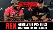 Picture of Best Handgun in 2020 - REX Family of Pistols