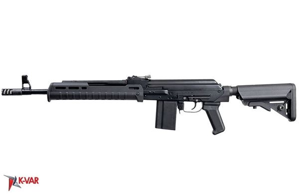 Molot Vepr 6.5 Grendel, 16.5-in barrel, AR-15 stock, Magpul® polymer handguard and Arsenal pistol grip, two 10-rd magazines