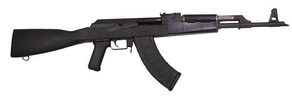 Picture of Century Arms VSKA 7.62x39mm Semi-Automatic Rifle with Synthetic Stock