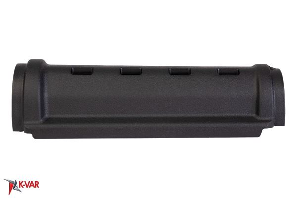 AK Upper handguard, polymer, black, with air vent slots, Magpul USA