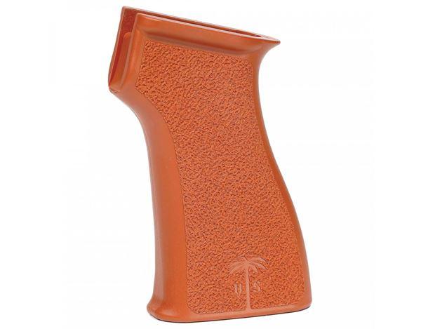 Picture of US Palm AK Bakelite Orange Pistol Grip
