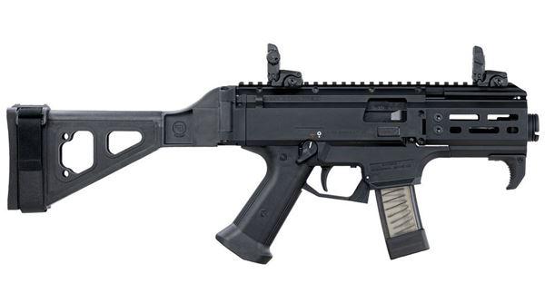 Picture of CZ Scorpion EVO 3 S2 9mm Black Semi-Automatic Pistol