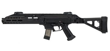 Picture of CZ Scorpion EVO 3 S1 9mm Black 10 Round Pistol
