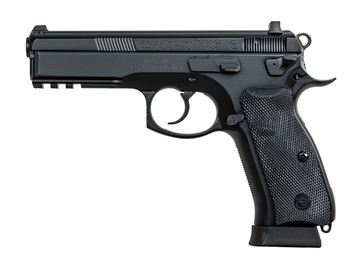 Picture of CZ 75 SP-01 Tactical 9mm Black Semi-Automatic 18 Round Pistol