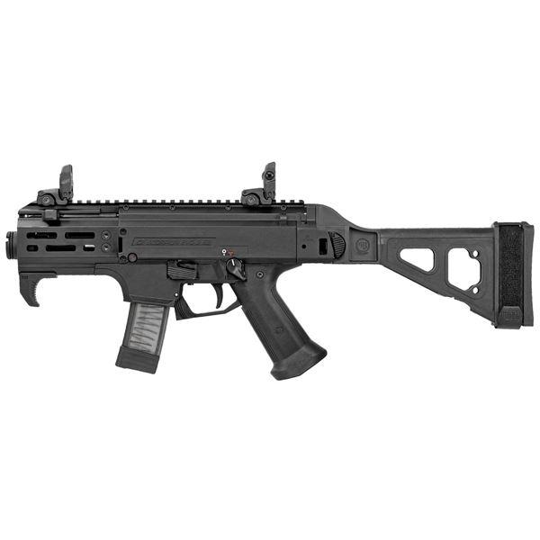 Picture of CZ Scorpion EVO 3 S2 9mm Black Semi-Automatic 20 Round Pistol