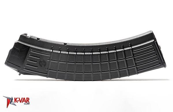 Picture of Arsenal Circle 10 5.45x39mm Black Polymer 45 Round Magazine