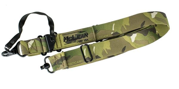 Picture of McLean Corp USA Multicam Dynamic Retention Quick Detach Sling