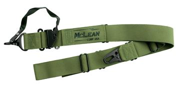 Picture of McLean Corp USA Ranger Green Dynamic Retention Sling