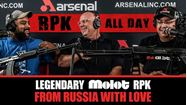 "Picture of The Legendary Molot RPK ""From Russia with Love"""