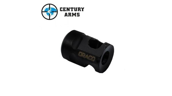 Picture of Draco 7.62x39mm / 9mm Dual Port Muzzle Brake