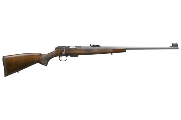 Picture of CZ 457 Lux 22 WMR Black Rifle