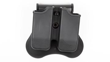 Picture of Arex Polymer Double Magazine Pouch for Rex Zero 1 Double Stack Magazines