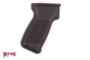 Picture of Arsenal Plum Polymer AK47 Pistol Grip with Ambidextrous Safety for Milled and Stamped Receivers