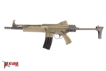 Picture of MarColMar Firearms CETME LC Gen 2 223 Rem / 5.56x45mm Semi-Automatic SBR
