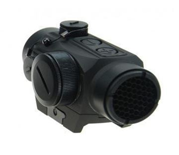 Picture of Hi-Lux Micro-Max 2 MOA B-Dot Sight with Flip-Up Lens Covers and Anti-Reflection Device