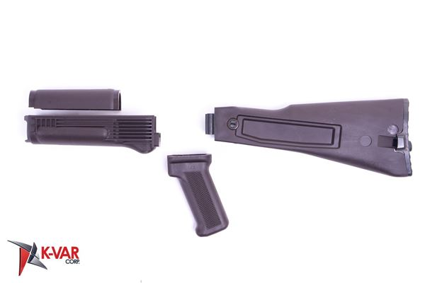 Picture of Arsenal 922r Compliant Plum Furniture Set with Stainless Steel Heat Shield for Stamped Receivers