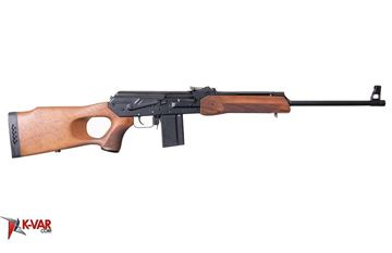 "Picture of Molot Vepr 6.5 Grendel Walnut Semi-Automatic 23"" Barrel Rifle"