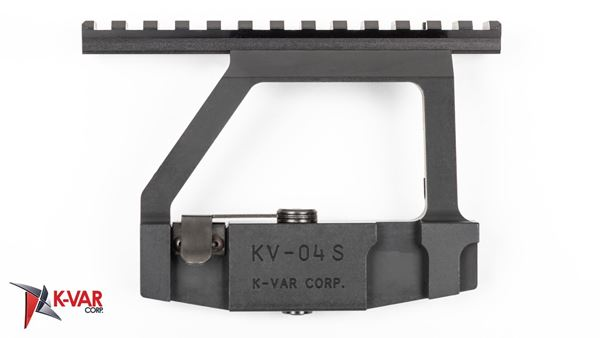 Picture of K-Var Optimized AK Scope Mount