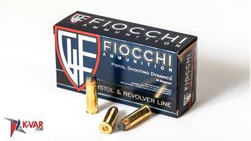 Picture of Fiocchi Ammunition 44 Remington Magnum 240 Grain Jacketed Soft Point 50 Round Box