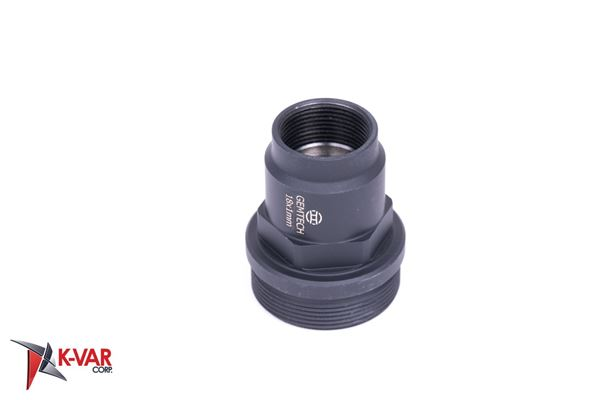 Picture of Gemtech Threaded Rear Mount for CZ Scorpion EVO M18 x 1RH