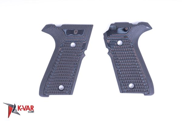 Picture of Rex Compact Grips Hogue Mascus Black/Grey