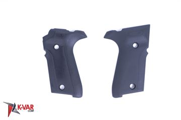 Picture of Hogue Solid Black Rex Compact Grips