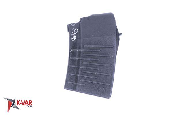 Picture of Molot 5.45x39mm Black 10 Round Magazine for Un-converted Vepr Rifles