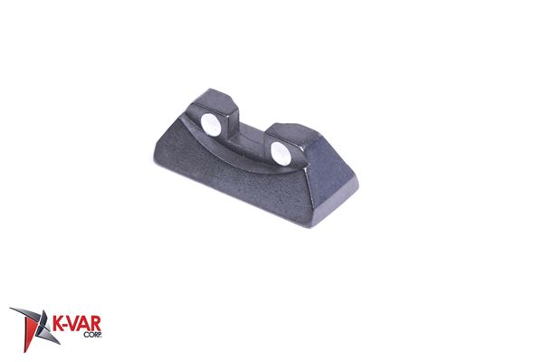 Picture of Arex Rex Zero 1 Steel Rear Sight with White Dot Center