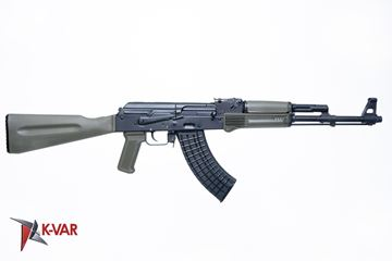 Picture of Arsenal SLR-107R 7.62x39mm OD Green NATO Length Stamped Receiver Semi-Automatic Rifle