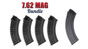 Picture of Arsenal Circle 10 AK47 7.62x39mm 160 Rounds Magazine Bundle