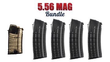 Picture of Arsenal Circle 10 AK74 5.56x45 140 Rounds Magazine Bundle