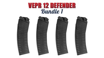 Picture of Molot Vepr 12 Defender 10 Round Magazine Bundle