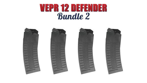 Picture of Molot Vepr 12 Defender 8 Round Magazine Bundle