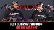 Picture of BEST Defensive Shotgun 2020 - Molot Vepr DEFENDER - VEPR-12-81
