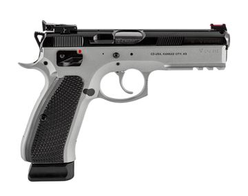 Picture of CZ SP-01 Shadow Dual Tone 9MM Pistol by CZ Custom