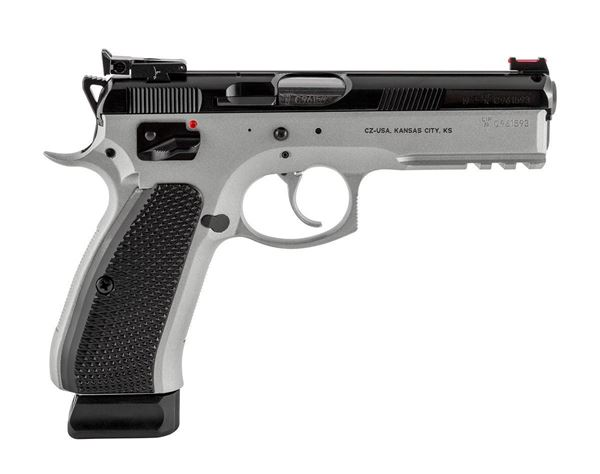 Picture of CZ SP-01 Shadow Dual Tone 9MM Pistol by CZ Custom