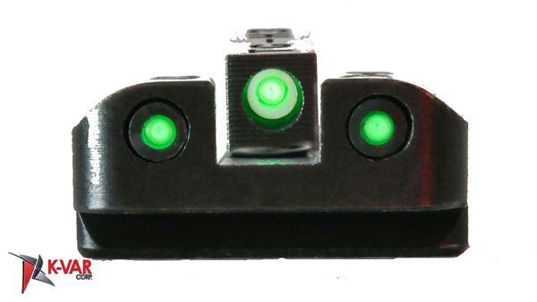 Picture of Truglo Tritium Rex Zero 1 Pistol Night Sights