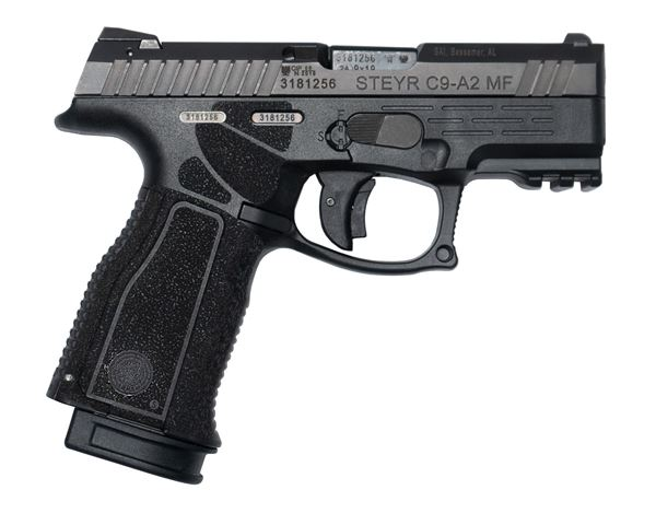 Picture of Steyr Arms C9-A2 MF 9mm Striker Fired Semi-Automatic 17 Round Compact Pistol