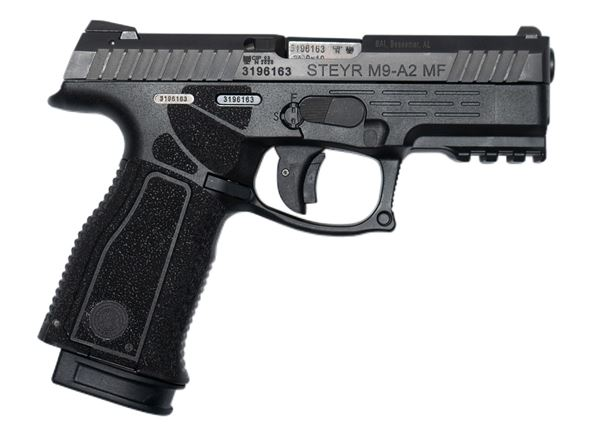 Picture of Steyr Arms M9-A2 MF 9mm Semi-Automatic 17 Round Striker Fired Compact Pistol