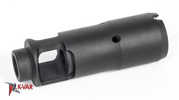 Picture of Arsenal AK47 7.62x39mm Muzzle Brake with 24x1.5mm Right Hand Threads