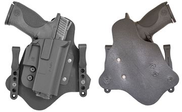 Picture of CompTac QH IWB Hybrid Holster- Modular Fit-Size 3-Black