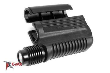 Picture of Arsenal Original Bulgarian Mil-Spec Black Polymer Handguard Set with Integrated Flashlight
