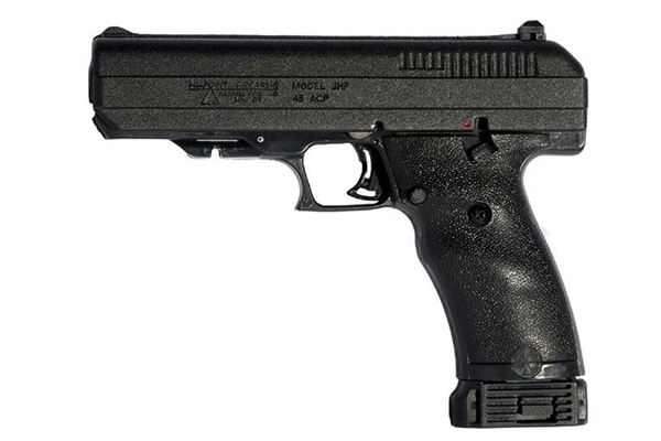 Picture of Hi-Point Firearms JHP 45 ACP Black Semi-Automatic 9 Round Pistol