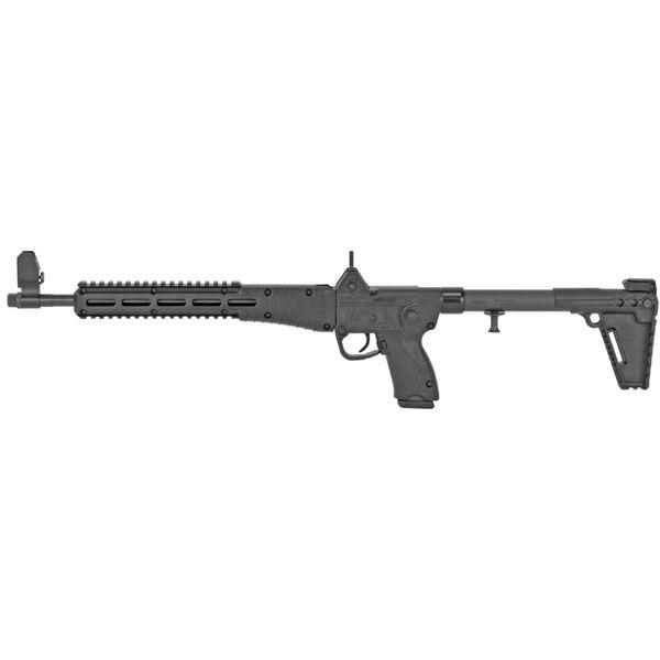 Picture of KelTec Sub 2000 Gen 2 9mm Black Semi-Automatic 17 Round Rifle